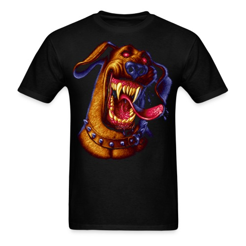 Pixel Dog - Men's T-Shirt