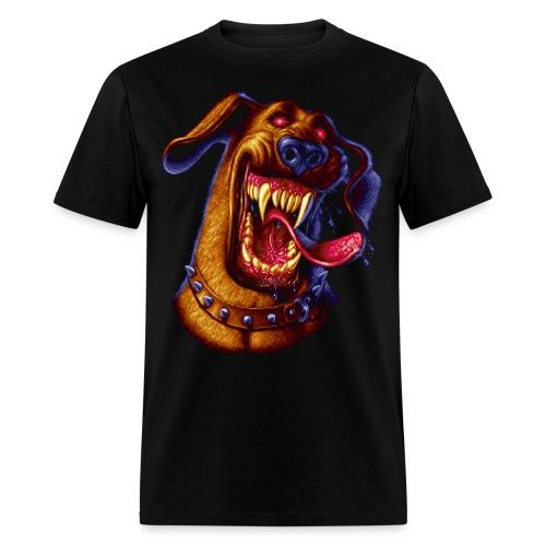 Pixel Dog - Men's T-Shirt