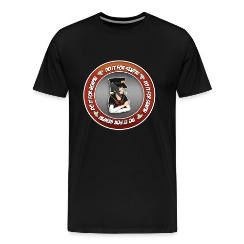 Do It For Senpai - Men's Premium T-Shirt