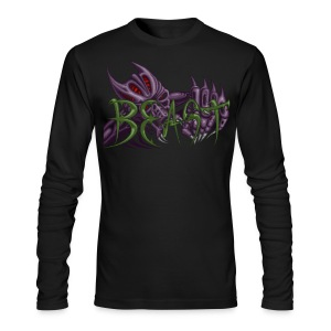Shadow Of The Beast - Men's Long Sleeve T-Shirt by Next Level