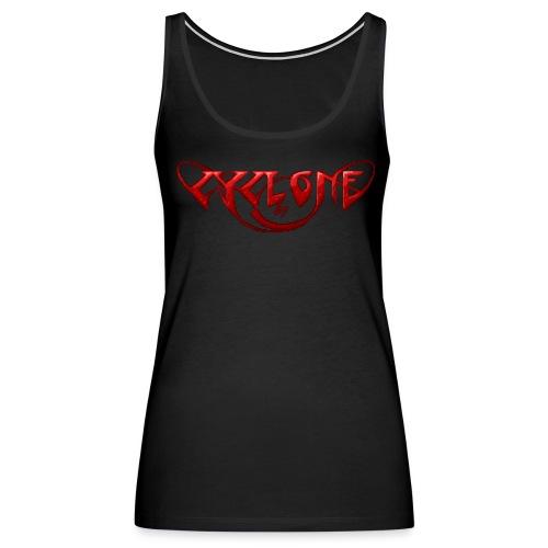 Cyclone - Women's Premium Tank Top