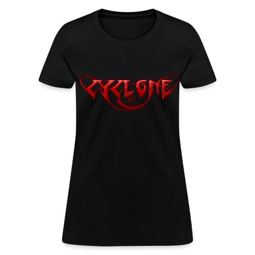 Cyclone - Women's T-Shirt