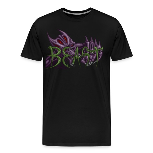 Shadow Of The Beast - Men's Premium T-Shirt