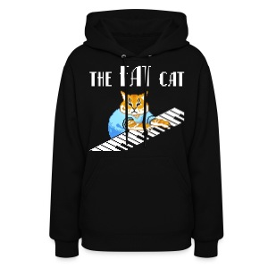 The Fat Cat - Women's Hoodie