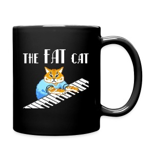 The Fat Cat - Full Color Mug