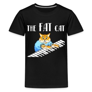 The Fat Cat - Kids' Premium T-Shirt