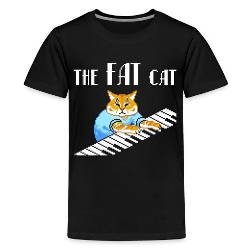 The Fat Cat - Kids' Premium T-Shirt