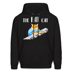 The Fat Cat - Men's Hoodie