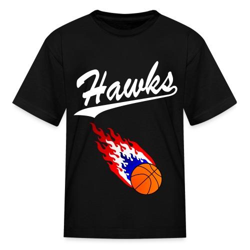 Hawks!!!! - Kids' T-Shirt