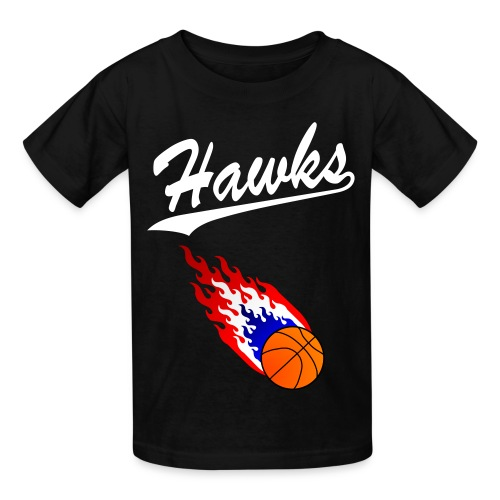 Hawks!!!! - Kids' T-Shirt