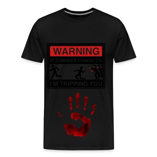 Zombie!!!! - Men's Premium T-Shirt