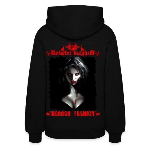 Monster Mayhem 4 - Women's Hoodie
