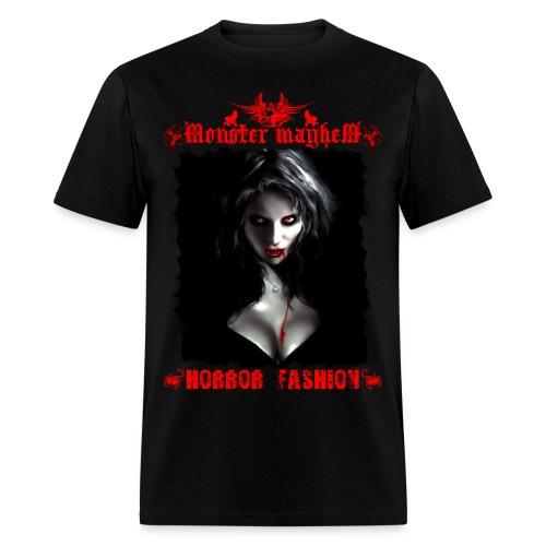 Monster Mayhem 4 - Men's T-Shirt