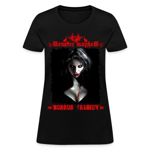 Monster Mayhem 4 - Women's T-Shirt