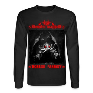 Monster Mayhem 10 - Men's Long Sleeve T-Shirt