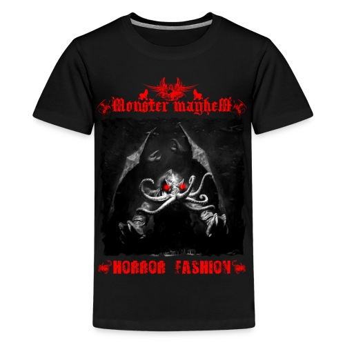 Monster Mayhem 10 - Kids' Premium T-Shirt