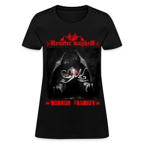 Monster Mayhem 10 - Women's T-Shirt
