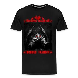 Monster Mayhem 10 - Men's Premium T-Shirt