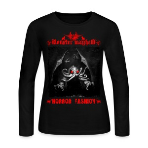 Monster Mayhem 10 - Women's Long Sleeve Jersey T-Shirt