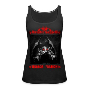 Monster Mayhem 10 - Women's Premium Tank Top