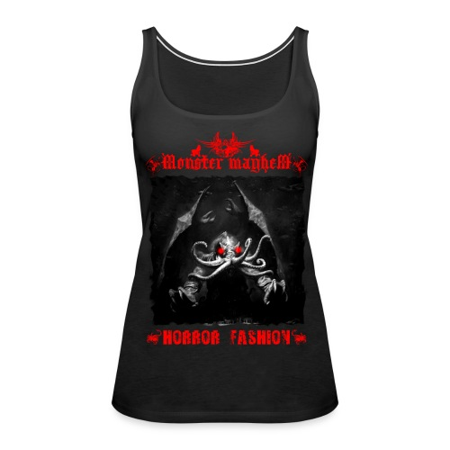 Monster Mayhem 10 - Women's Premium Tank Top