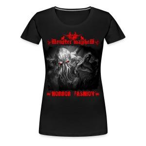 Monster Mayhem 2 - Women's Premium T-Shirt