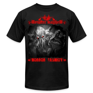 Monster Mayhem 2 - Men's Fine Jersey T-Shirt