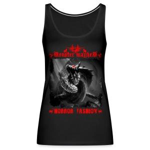 Monster Mayhem 11 - Women's Premium Tank Top
