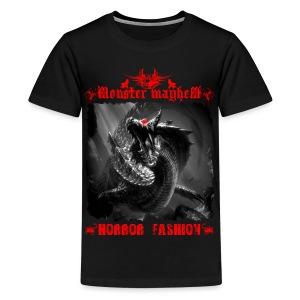 Monster Mayhem 11 - Kids' Premium T-Shirt
