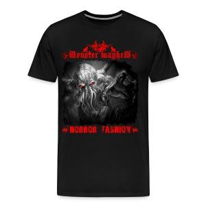 Monster Mayhem 2 - Men's Premium T-Shirt