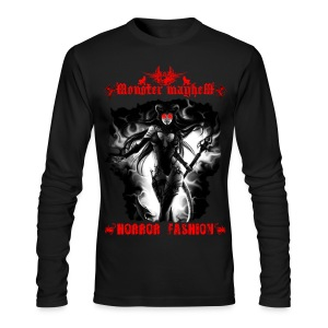 Monster Mayhem 13 - Men's Long Sleeve T-Shirt by Next Level