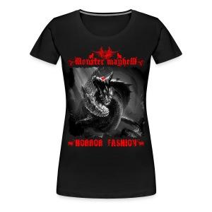 Monster Mayhem 11 - Women's Premium T-Shirt