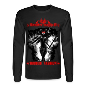 Monster Mayhem 13 - Men's Long Sleeve T-Shirt