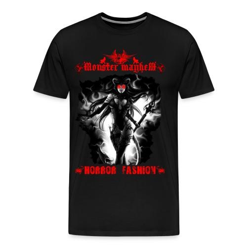 Monster Mayhem 13 - Men's Premium T-Shirt