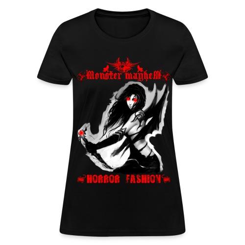 Monster Mayhem 8 - Women's T-Shirt