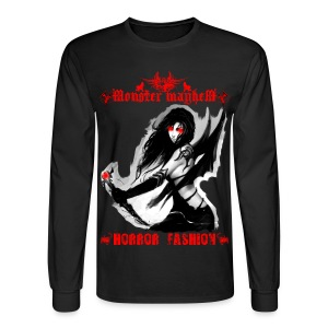 Monster Mayhem 8 - Men's Long Sleeve T-Shirt