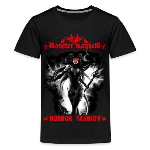Monster Mayhem 13 - Kids' Premium T-Shirt