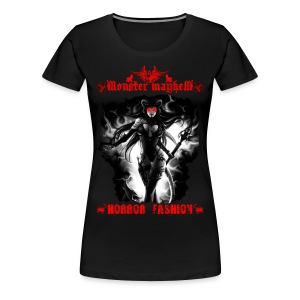 Monster Mayhem 13 - Women's Premium T-Shirt