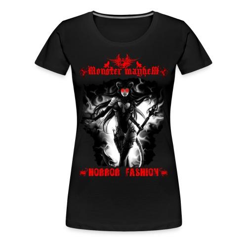Monster Mayhem 13 - Women's Premium T-Shirt