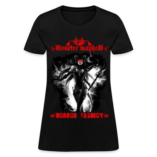 Monster Mayhem 13 - Women's T-Shirt