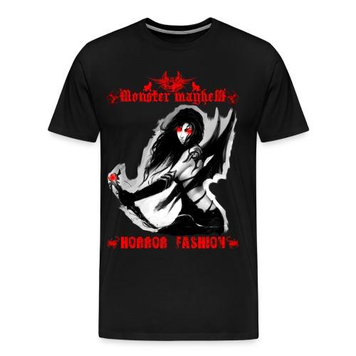 Monster Mayhem 8 - Men's Premium T-Shirt
