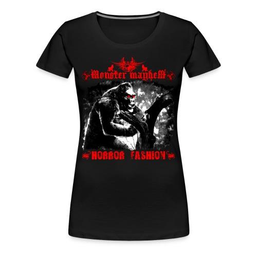 Monster Mayhem 15 - Women's Premium T-Shirt