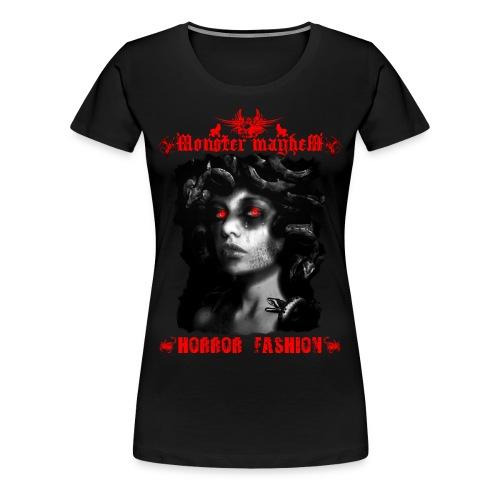 Monster Mayhem 12 - Women's Premium T-Shirt