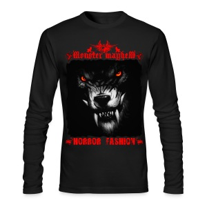 Monster Mayhem 5 - Men's Long Sleeve T-Shirt by Next Level