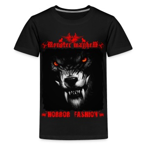 Monster Mayhem 5 - Kids' Premium T-Shirt