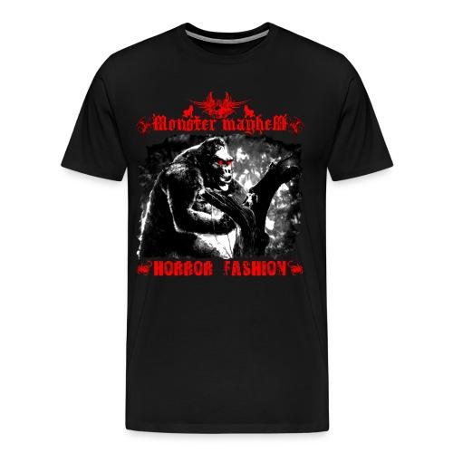 Monster Mayhem 15 - Men's Premium T-Shirt