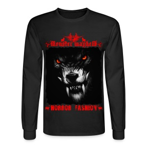 Monster Mayhem 5 - Men's Long Sleeve T-Shirt