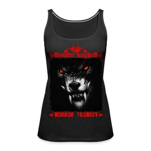 Monster Mayhem 5 - Women's Premium Tank Top
