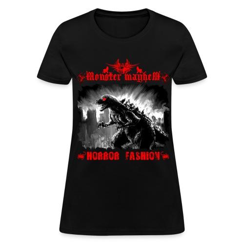 Monster Mayhem 1 - Women's T-Shirt