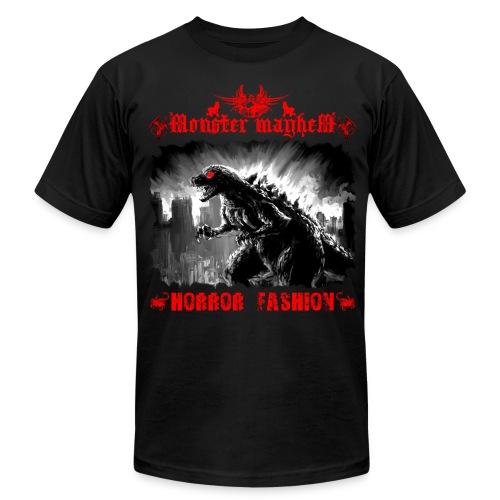Monster Mayhem 1 - Men's Fine Jersey T-Shirt